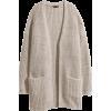 long cardigan - Cardigan -