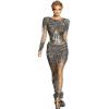 long dress by bluemoon - Passerella -