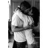 lovers black & white photo - Uncategorized -