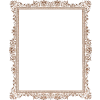 Antique frame - Illustrations -