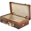 brown open suitcase - Other -