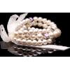 champagne pearls - Bracelets -