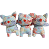 cotton toys  - Illustrations -