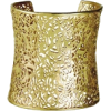 gold cuff - Bracelets -