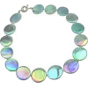 mother of pearl - Necklaces -