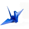 origami ždral - Items -