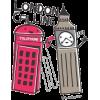 london calling - Illustrations -