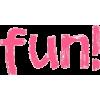 fun - Testi -