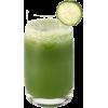 smoothie with cucumber - Beverage -