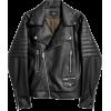 man leather jacket - Jacken und Mäntel -