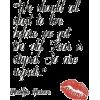 marilyn monroe - Texts -