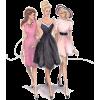 Girls - Illustrations -
