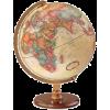 Globe - Predmeti -