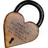 Heart Lock - Items -