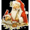 Illustration - Santa Clause - イラスト -