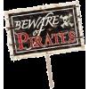Pirates - Tekstovi -