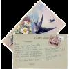 Postcards - Tekstovi -