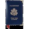 Passport - Items -