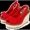 Sandals - Wedges -