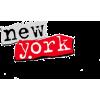 New York - Tekstovi -