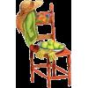 Chair - イラスト -