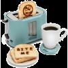 Toaster - Predmeti -