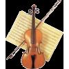 Violin - Items -