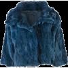 Long Fur Coat - Jacket - coats -