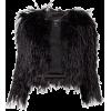 Long fur coat - Chaquetas -