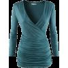 Long sleeve t-shirt - Majice - duge -
