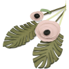 max mara Nappa charms - Plants -