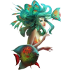 mermaid fish  - People -