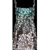 metalic dress - Dresses -