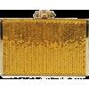 metallic clutch - Clutch bags -
