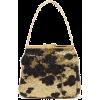 metallic embroidered bag - Carteras -