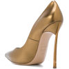 metallic gold heels - Classic shoes & Pumps -