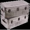 metallic travel case - Uncategorized -