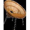 mid-century rattan chair - Uncategorized -