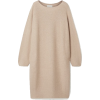 midi dress aplaca neutral - Dresses -