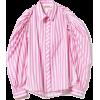 minki / gather sleeve shirt - Koszule - długie -