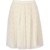 マッキントッシュ フィロソフィー チュール シシュウ スカート - Majice - kratke - ¥14,700  ~ 112.18€