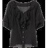 ジルスチュアート SHEER BELL BLOUSE - Camisas - ¥15,750  ~ 120.19€