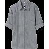 マーガレット・ハウエル FADE OUT GINGHAM SHIRT - Shirts - ¥18,900  ~ $167.93