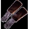 Modni Dodaci Gloves Brown - グローブ -