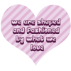 we are shaped - Texts -