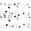 music note - Illustrations -