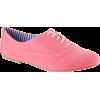 Moccasins Pink - Mocasines -