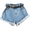 mom jeans shorts - Jeans - $40.75  ~ £30.97
