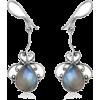 Moon Stone - Earrings -