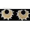 mooreaseal Luminous Hoops - Naušnice -